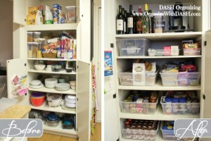 Organized -Pantry-and-Beverage-Center